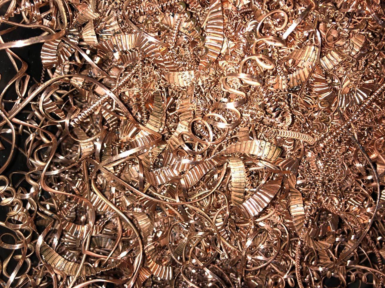 Kupferspäne Ankauf